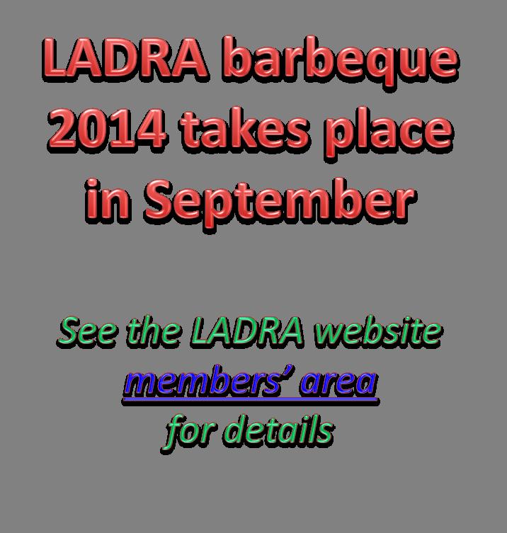 Barbeque 2014 notice