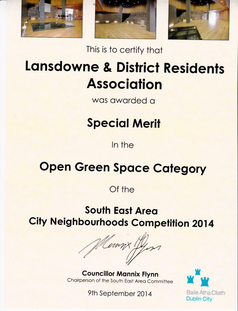 Dublin City Council Awards 2014_0002